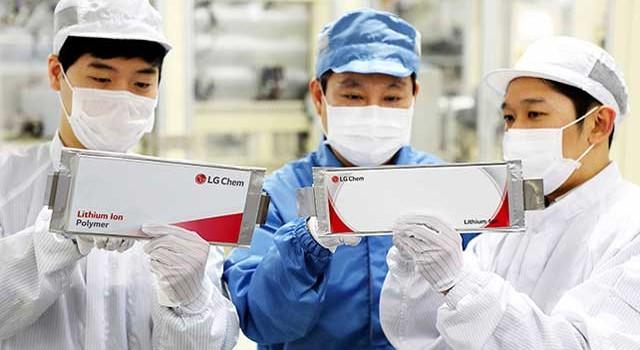 LG ampliará la producción de su fábrica de baterías de Polonia para llegar a los 100.000 packs al año