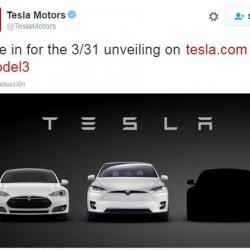 Finalmente parece que será Tesla Model 3