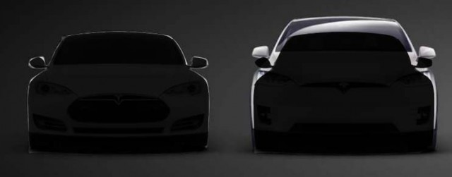 Comparativa Model III contra Model S y X