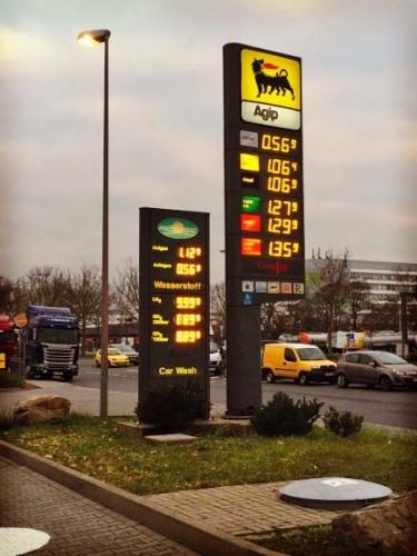 precio hidrógeno Alemania