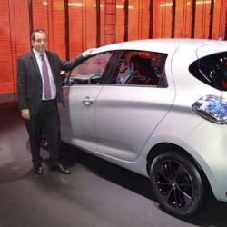 Renault confirma que duplicará la autonomía del Renault ZOE. 300 kilómetros reales, o 400 kms en ciclo combinado