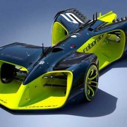 Se presenta Roborace. La competición de coches eléctricos y autónomos