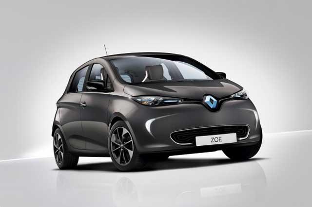 Renault ZOE Swiss