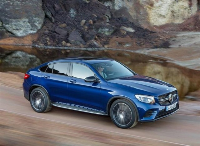 Mercedes GLC enchufable