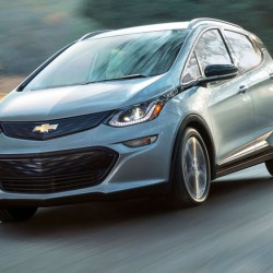 General Motors probará el Chevrolet Bolt autónomo el próximo año