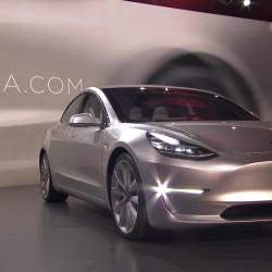 Habrá una tercera parte de la presentación del Tesla Model 3