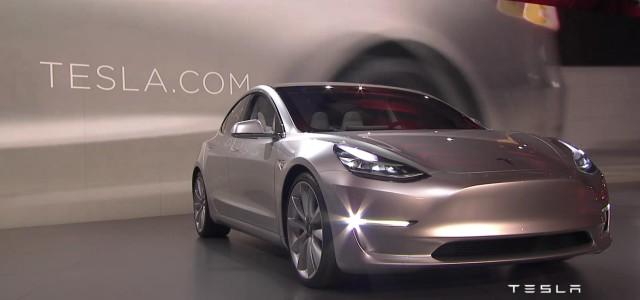 Elon Musk confirma que la presentación final del Tesla Model 3 será en julio