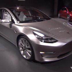 Más rumores sobre el Tesla Model 3. Precios, opciones y posible presentación el 2 de junio