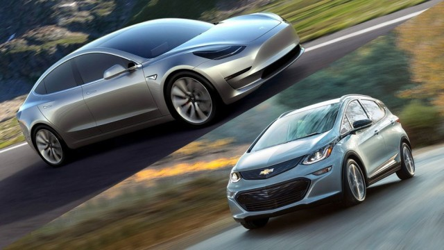 Tesla_Model_3_Chevy_Bolt_EV