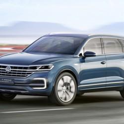 Se presenta el Volkswagen T-Prime Concept GTE