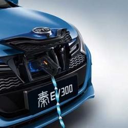 BYD presenta dos nuevos coches eléctricos con 300 kilómetros de autonomía