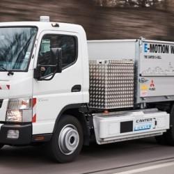 Según Daimler, el ahorro de un pequeño camión eléctrico es de unos 1.000 euros cada 10.000 kilómetros
