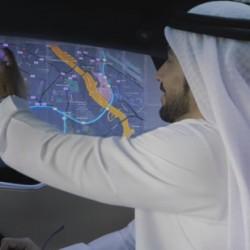 Dubai nos enseña un Tesla Model S totalmente autónomo (Vídeo)