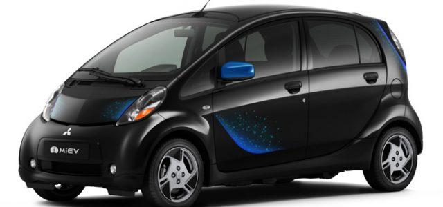 Mitsubishi lanza una promoción para el i-MiEV en Francia. Oferta especial sólo para compra por internet
