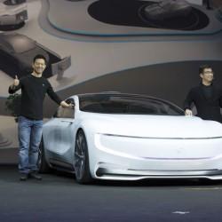 LeEco recibe una inyección de 600 millones de dólares para continuar su proyecto de coche eléctrico