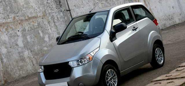 Mahindra sacará dos nuevos coches eléctricos este año
