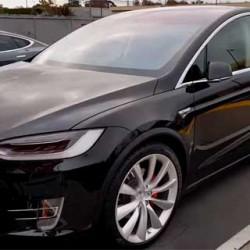 Ford se gasta casi 200.000 dólares en uno de los primeros Tesla Model X