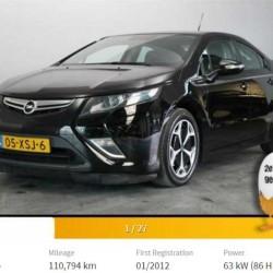 ¿Puedo comprarme un Opel Ampera, o un Chevrolet Volt, de importación?