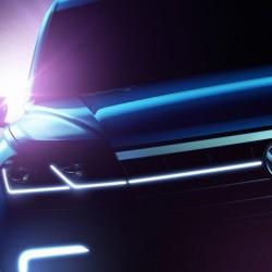 Volkswagen presentará el próximo Touareg en el salón de Pekín. Versión híbrida enchufable entre la oferta