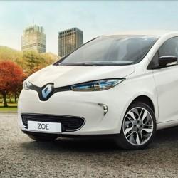 Prueba el Renault ZOE gratis durante 24 horas