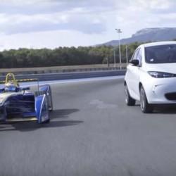 Renault nos muestra más a fondo como funciona un Fórmula E