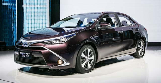 Toyota Levin Plug-in