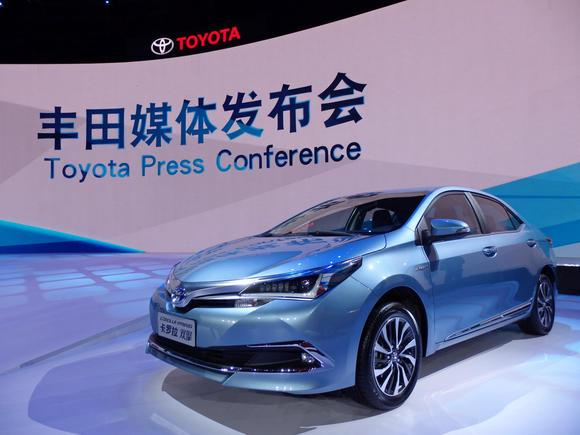 Toyota Corolla Plug-in