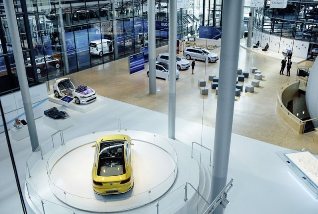 volkswagen-Transparent Factory-dresden