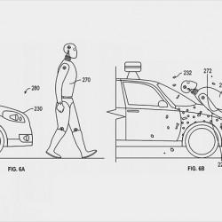 Google patenta un sistema que deja pegados a los peatones atropellados por sus coches autónomos