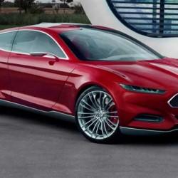 Según un rumor, el Ford Model E tendrá versión eléctrica e híbrida enchufable, y llegará en 2019