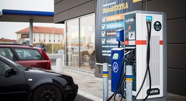 ABB nos muestra la evolución de los puntos de recarga rápida para coches eléctricos