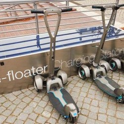 E-Floater. Una alternativa de movilidad urbana