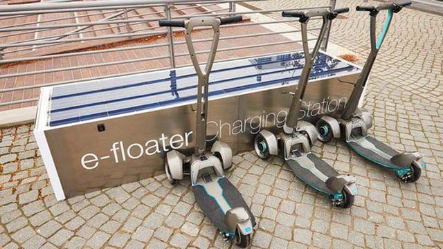 E-Floater-station