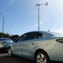 El coche eléctrico y las energías renovables. Una oportunidad para las islas a nivel económico e industrial