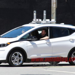 El Chevrolet Bolt autónomo ya rueda por las carreteras