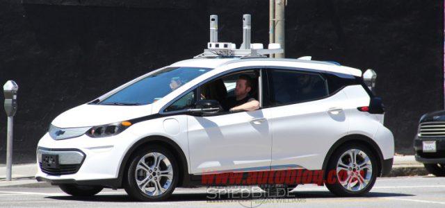 General Motors quiere dar un impulso definitivo a su sistema de conducción autónoma de la mano de Lyft