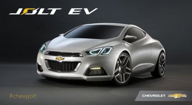 Chevrolet Jolt. Un eléctrico deportivo con 370 kilómetros de autonomía, y un precio por debajo de 30.000 dólares