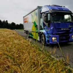 E-Force ONE. Un camión eléctrico de 18 toneladas
