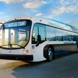Proterra presenta un nuevo sistema de propulsión con doble motor para sus autobuses eléctricos. Más potencia y un 20% menos consumo