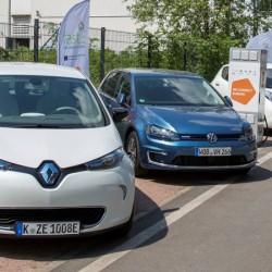 Renault se suma a la iniciativa Fast-E. Recarga rápida para coches eléctricos en Europa