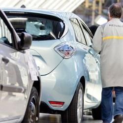 El Renault ZOE ya recibe 4.000 pedidos cada mes. Esperan ampliar producción con la nueva fábrica de LG en Europa