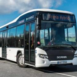 Scania entregará este mes de junio 51 autobuses híbridos a Madrid