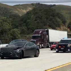 Segundo incidente del sistema de conducción autopilotada del Tesla Model S