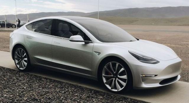 El Tesla Model 3 tendrá versión Ludicrous