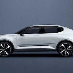El primer coche eléctrico de Volvo será el prototipo 40.2. Una berlina con diferentes capacidades de batería y autonomía de hasta 500 kilómetros