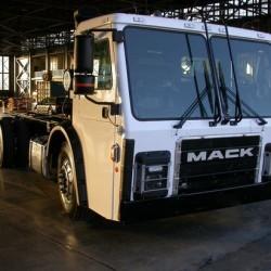 Mack Trucks presentará un camión eléctrico de autonomía extendida mediante microturbina
