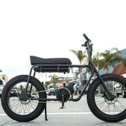 Super 73. La bicicleta eléctrica que quiere ser moto