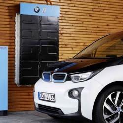 BMW se une a la comercialización de baterías para el hogar