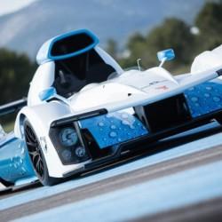 Green GT H2. El primer coche a hidrógeno que participa en las 24 horas de Le Mans