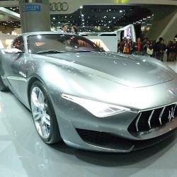 Maserati prepara un coche eléctrico que llegaría en 2019. Un FIAT eléctrico para Europa en los planes